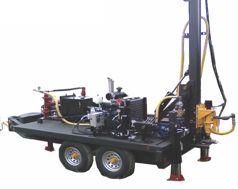 water well or geothermal drilling rigs parts drill pipe